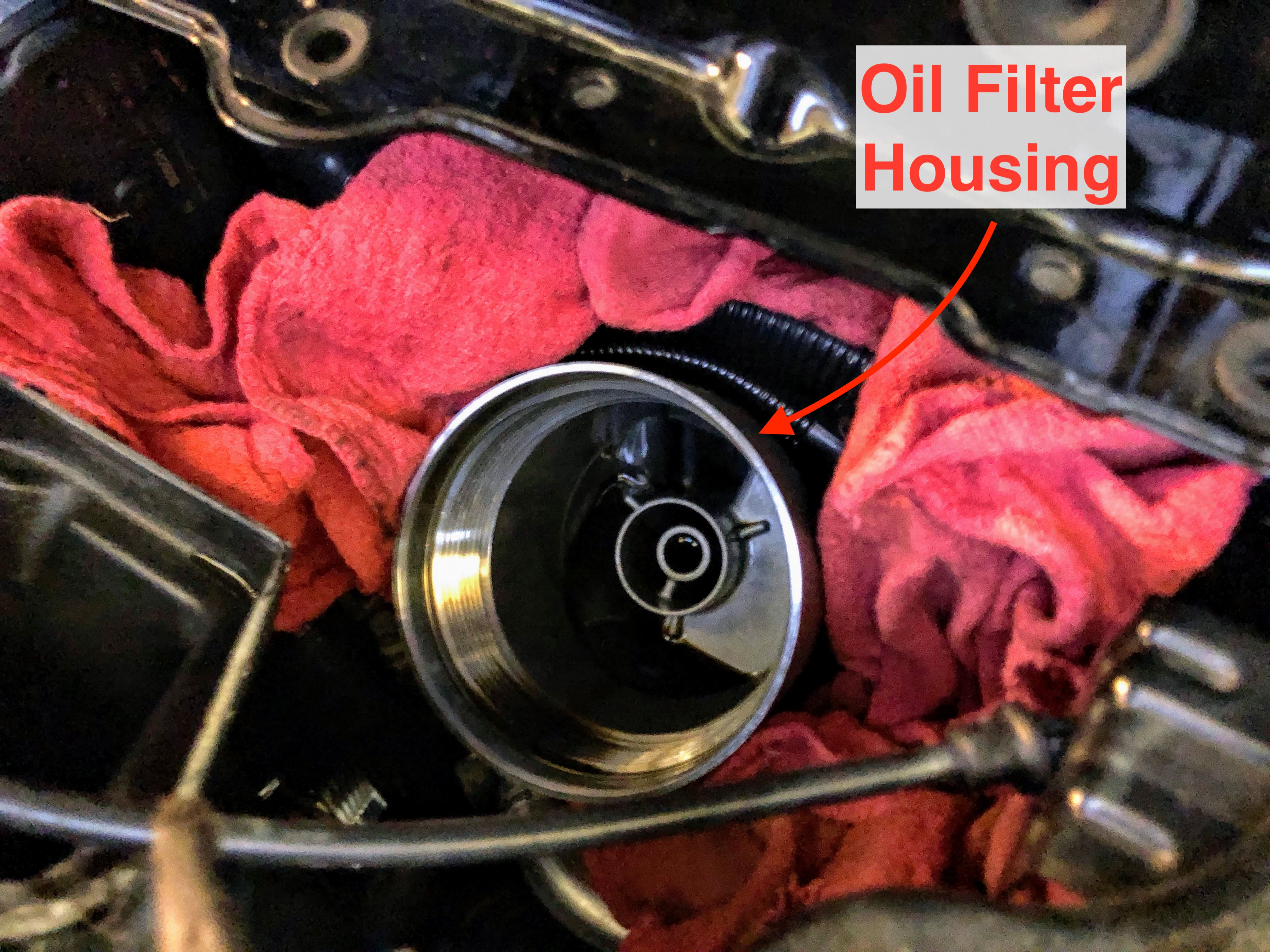 Awesome Taa Oil Filter Location Images - Best Image Diagram ...